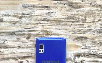 Nachhaltige Elektronik – mein Erfahrungsbericht zum Fairphone 2